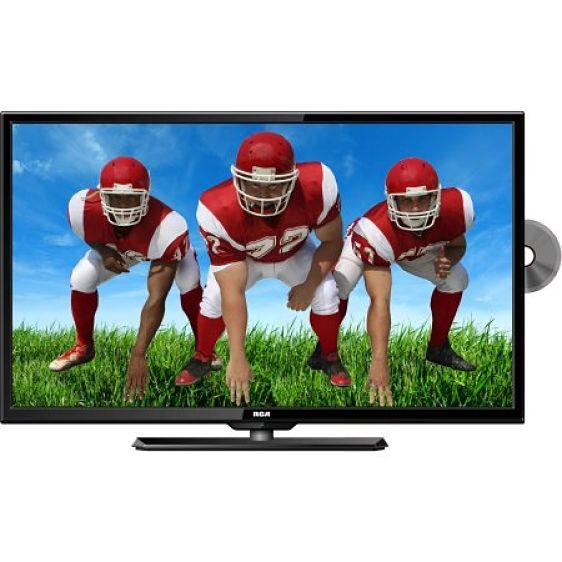 "Refurbished RCA 40"" Class FHD (1080P) with Built-in DVD (RLDEDV4001)"