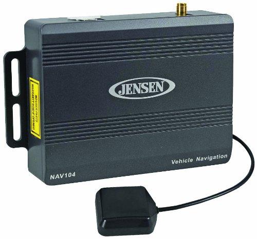 Jensen NAV104 GPS Navigation Add-On for Compatible Jensen In-Dash Monitors