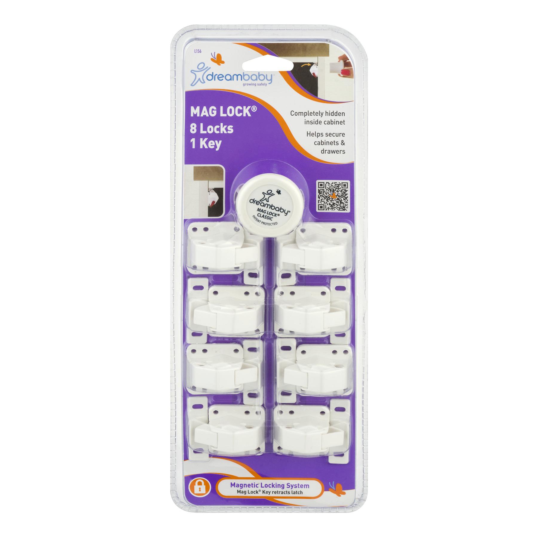 Dreambaby Mag Lock - 9 PC, 9.0 PIECE(S)