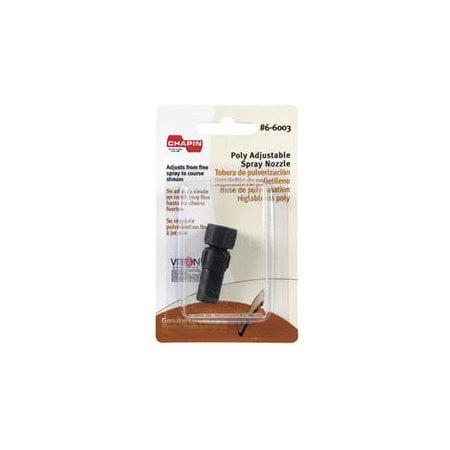 - Chapin R E #6-6003 Poly ADJ Cone Nozzle