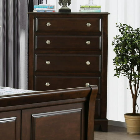Furniture of America Millard 5 Drawer Chest