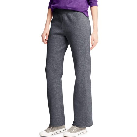 Hanes Women's Essential Fleece Sweatpant available in Regular and Petite (Express Womens Pants)