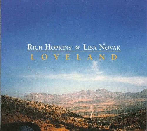 Hopkins/Novak - Loveland [CD]