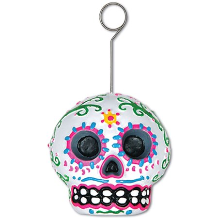 DAY OF THE DEAD MALE PHOTO HOLDER - Day Of The Dead Male