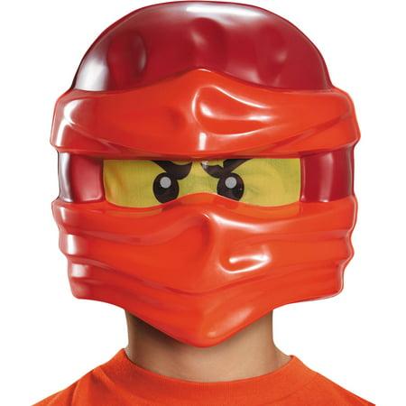 Kai Lego Mask Child Halloween Accessory](Halloween Kids Masks)