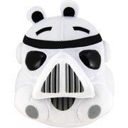 Angry Birds Star Wars Plush Storm Trooper, 16""
