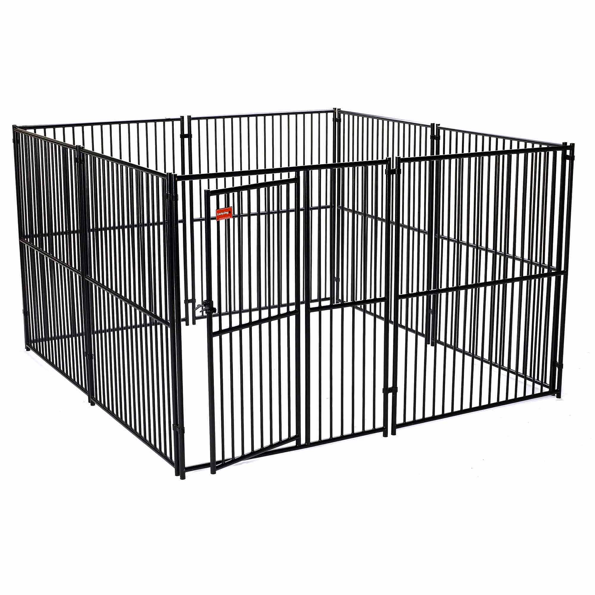 Lucky Dog European Style 10' x 10' Panel Kennel