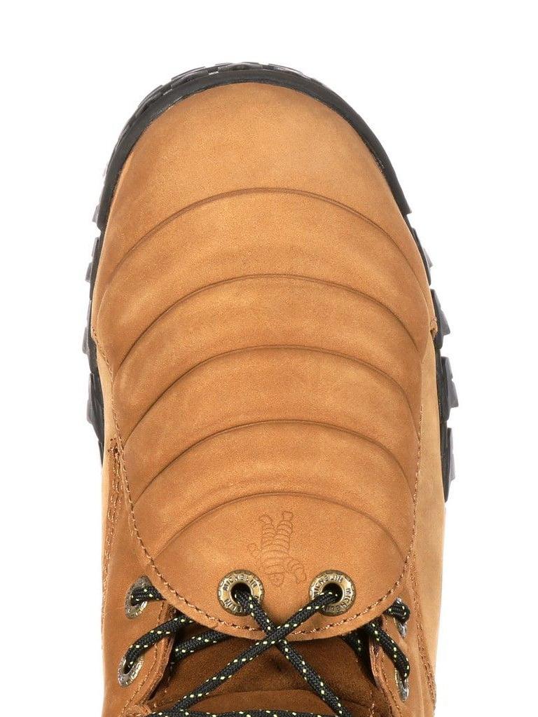 Michelin Work Boots Mens Sledge Steel Toe Metatarsal Brown XPX781