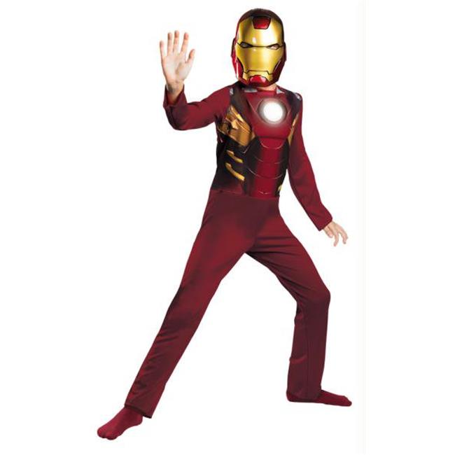 Costumes For All Occasions DG43615K Iron Man Mark 7 Avengers Basic