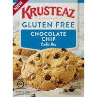 Krusteaz Gluten Free Chocolate Chip Cookie Mix, 20 Ounce