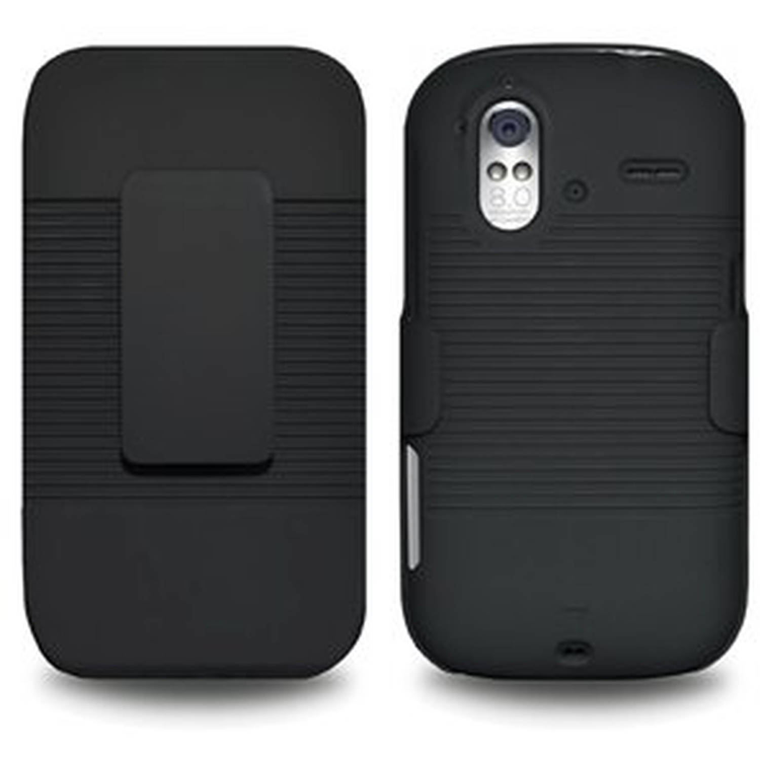 AMZER Shellster Case, Black