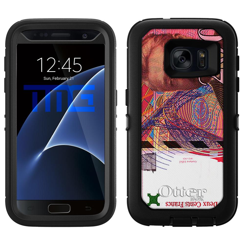 OtterBox Defender Samsung Galaxy S7 Case - 200 Cinquante Francs OtterBox Case