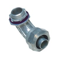 "Sigma Conduit Connector Liquid Tight 3/4 "" Ul/Csa 90 Deg Bag"