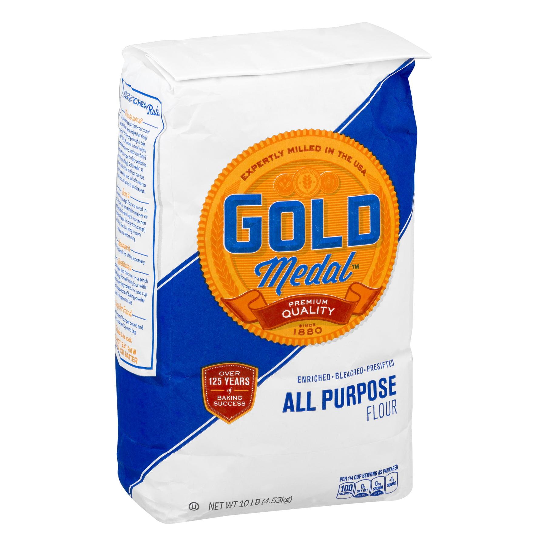 12 lbs. Gold Medal All Purpose Flour