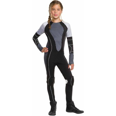 The Hunger Games Catching Fire Katniss Teen Halloween Costume - Express Post Costumes