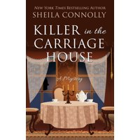 Killer in the Carriage House (Hardcover)(Large Print)