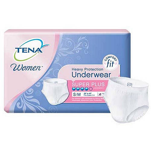 TENA Women Protective Underwear Super Plus Absorbency