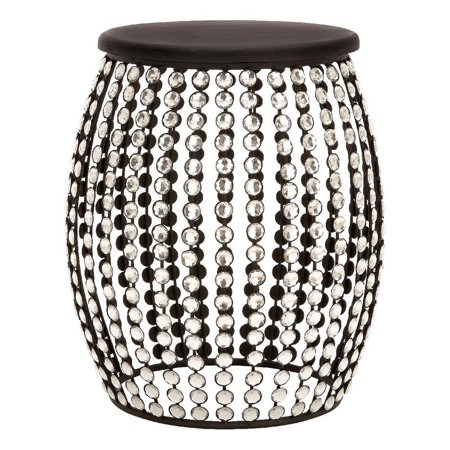 Aspire Home Accents Kisha Beaded Garden Stool