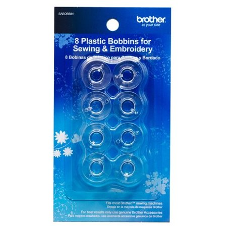 Brother Bobbin Pack, 8 Piece (Knitting Bobbins)