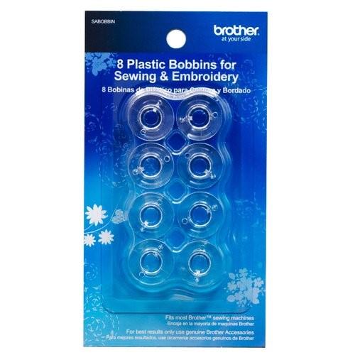 Brother SABOBBIN 8-Piece Bobbin Pack