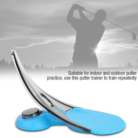Golf Accessory,HURRISE Pressure Putt Trainer Golf Putting Aid Hole Cup Practice Training - image 8 of 8