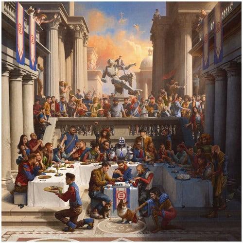 Logic - Everybody (Explicit) (CD)