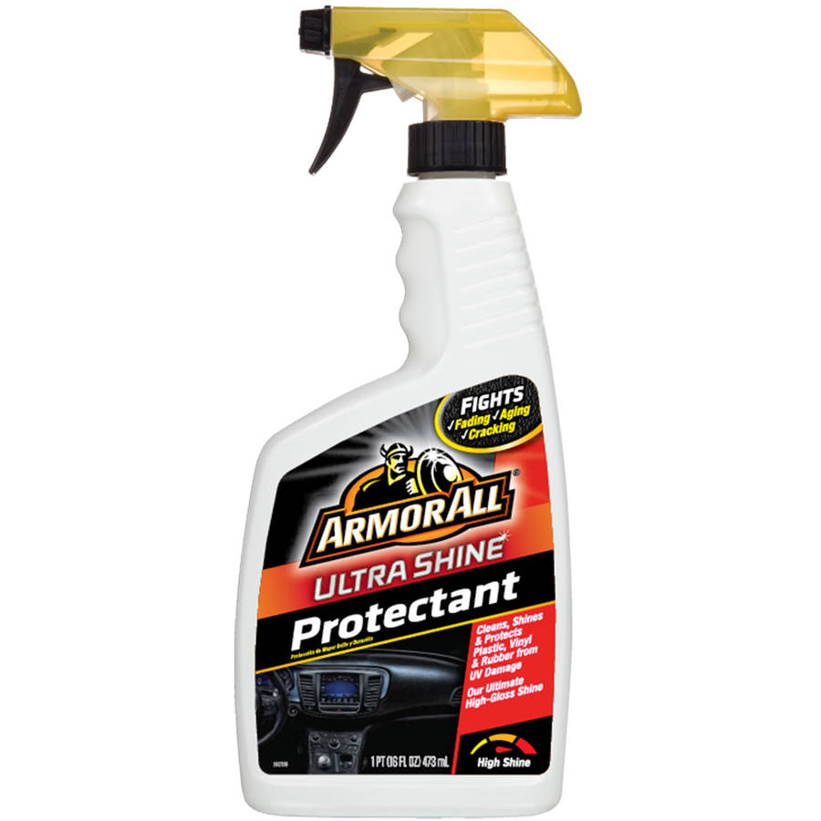 Armor All Ultra Shine Protectant, 16 oz, Car Interior Protectant