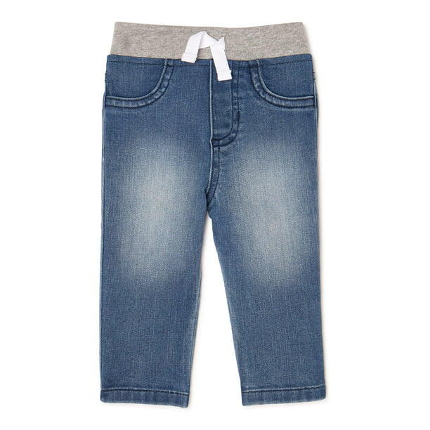 Garanimals Baby Boy & Toddler Boy Skinny Jeans (0M-2T)