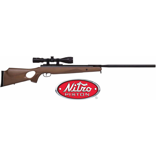 Benjamin Trail Magnum XL NP .177 Caliber Break Barrel Air Rifle with Scope, 1500fps by Crosman Corporation
