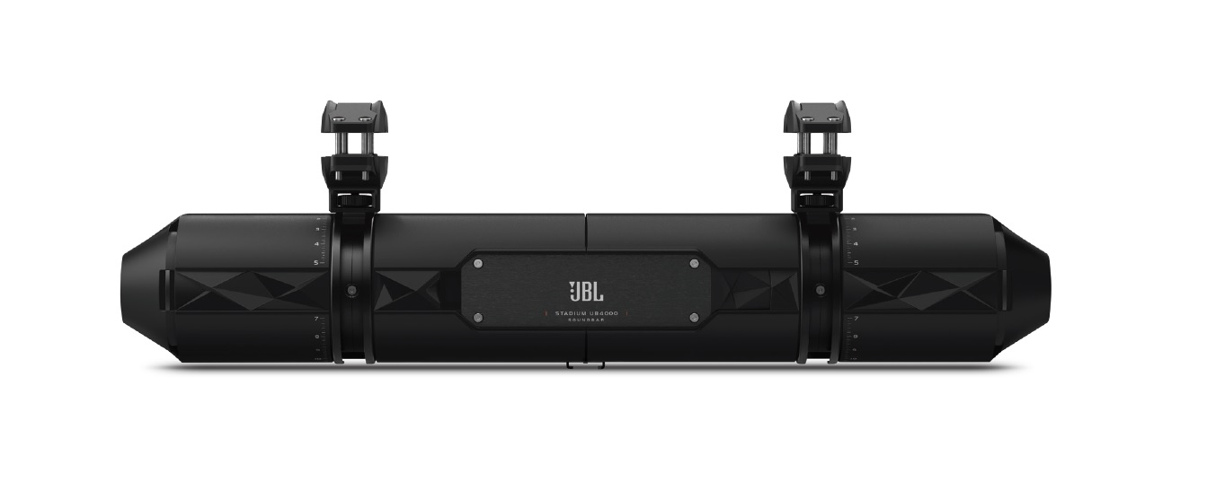 JBL Stadium UB4100 Passive Powersports Soundbar (Black) by JBL