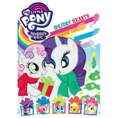 Holiday Magic (My Little Pony Friendship Is Magic: Holiday Hearts)