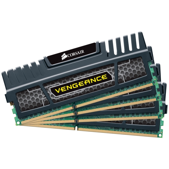 Corsair Vengeance 32GB (4x8GB) DDR3 SDRAM PC3-12800 240-Pin DIMM Memory Kit