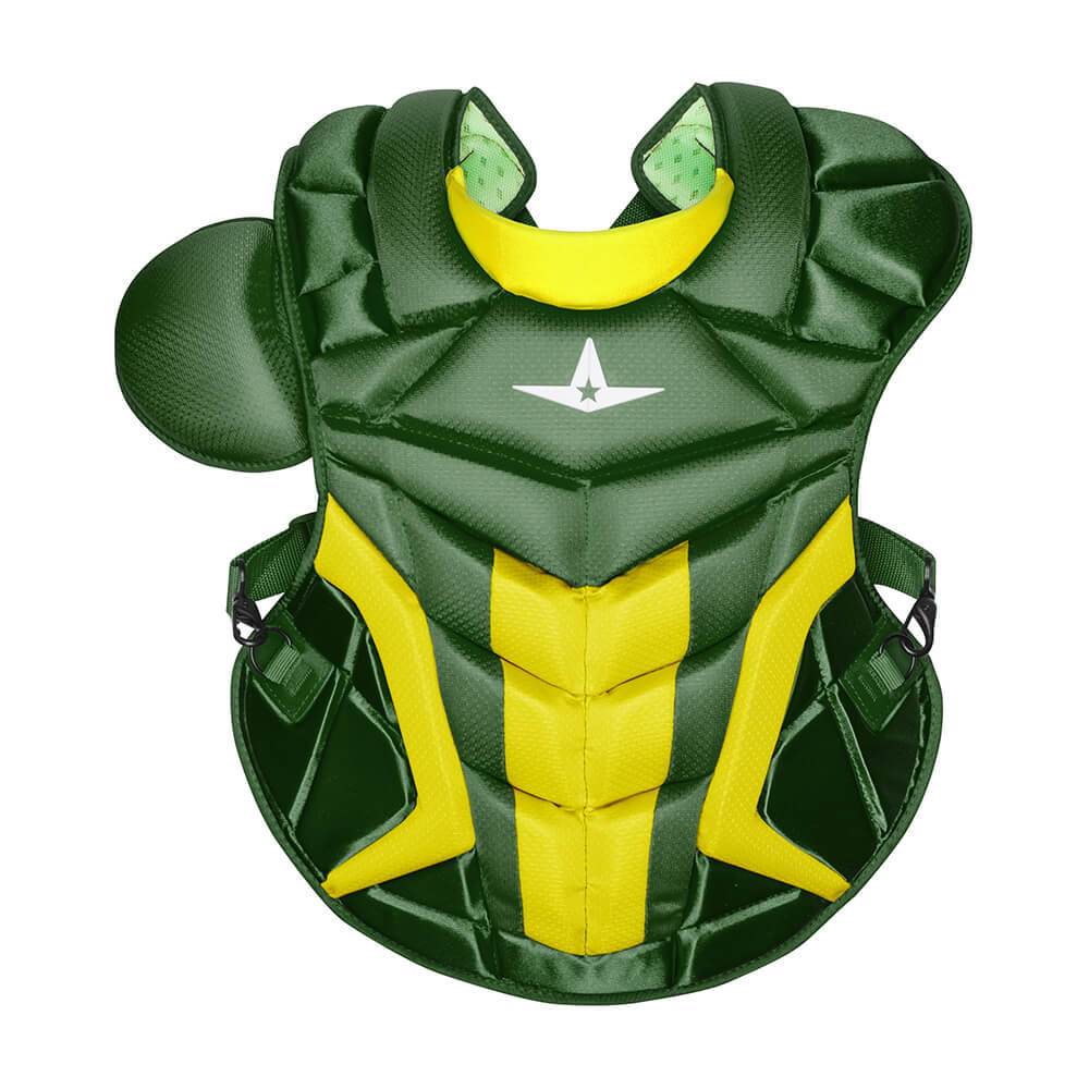 All-Star System 7 Axis 16.50 Inch Chest Protector CP40PRO