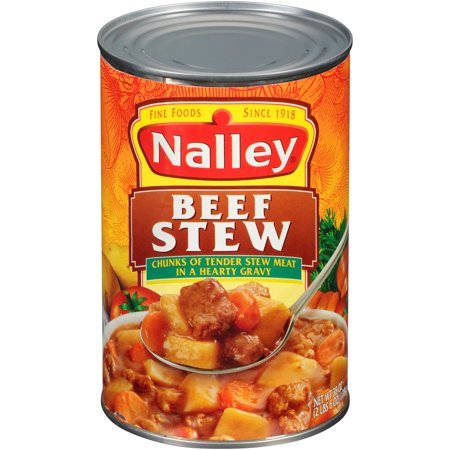 (8 Pack) Nalley In Hearty Gravy Beef Stew 40 Oz (Best Crockpot Beef Stew)