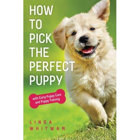 This book is an absolute must for anyone thinking of getting a puppy. Canine author Linda Whitwam provides a step-by-step guide to selecting the one unique puppy most likely to fit in with you and your family. This latest book in the acclaimed Cani