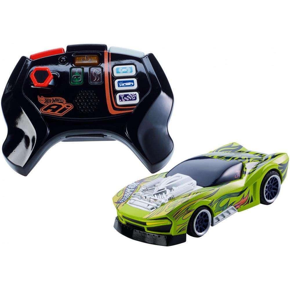 Hot Wheels Ai Street Shaker Car & Controller Play Set
