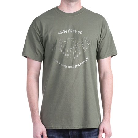 2a1cfad9 CafePress - Drill Chart Marching Band - 100% Cotton T-Shirt - Walmart.com