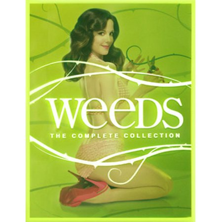 Weeds: The Complete Collection (Blu-ray)