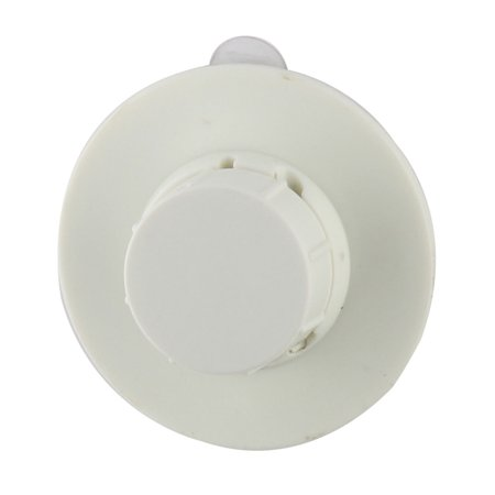 Uxcell Household Plastic Water Resistance Suction Cup Without Hook Beige
