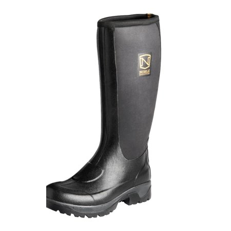 Noble Outfitters Boots Outdoor Mens Muds Muck Stay Cool Black 65006 ()