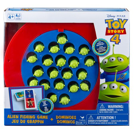 Toy Story 4 Alien Fishing Game and Memory Match Bundle