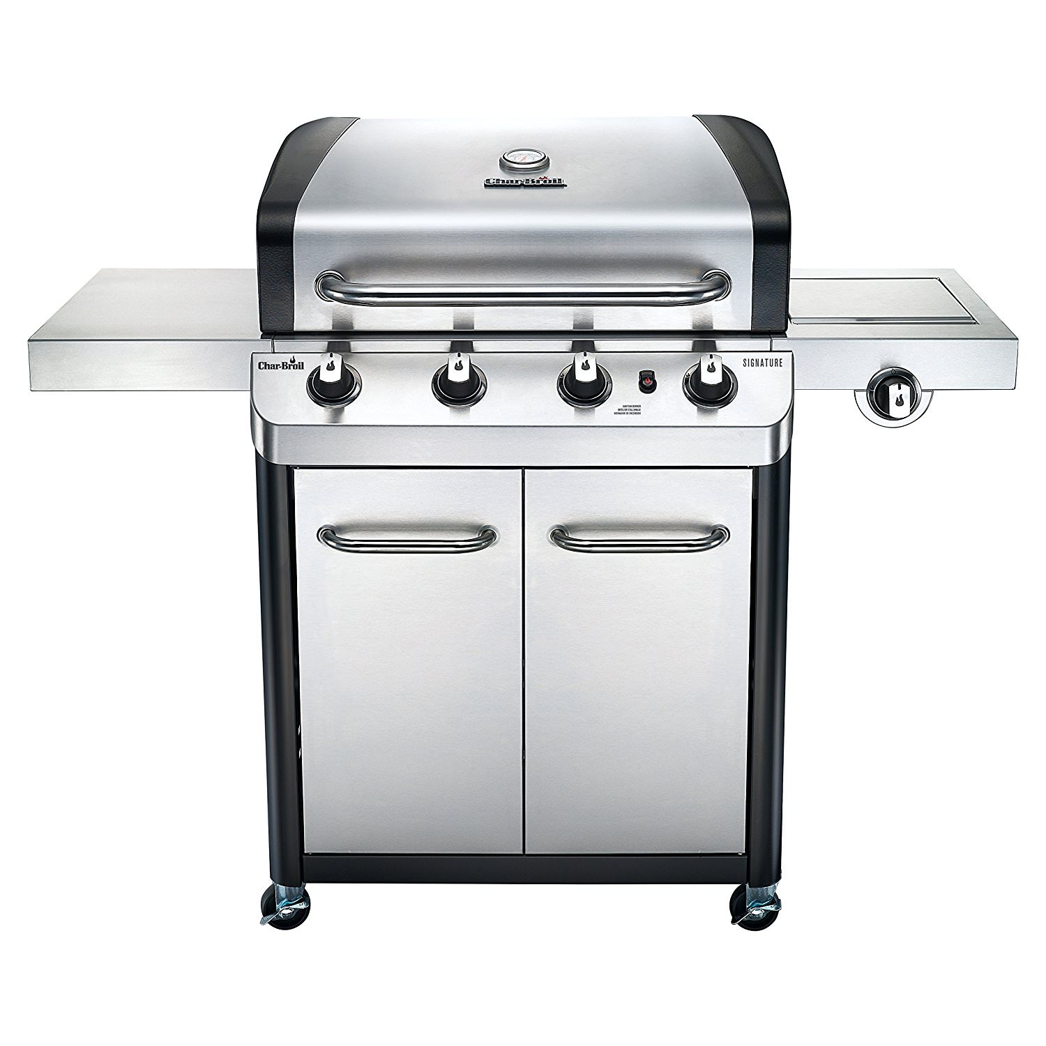 Char-Broil Signature Series 4 Burner Gas Grill