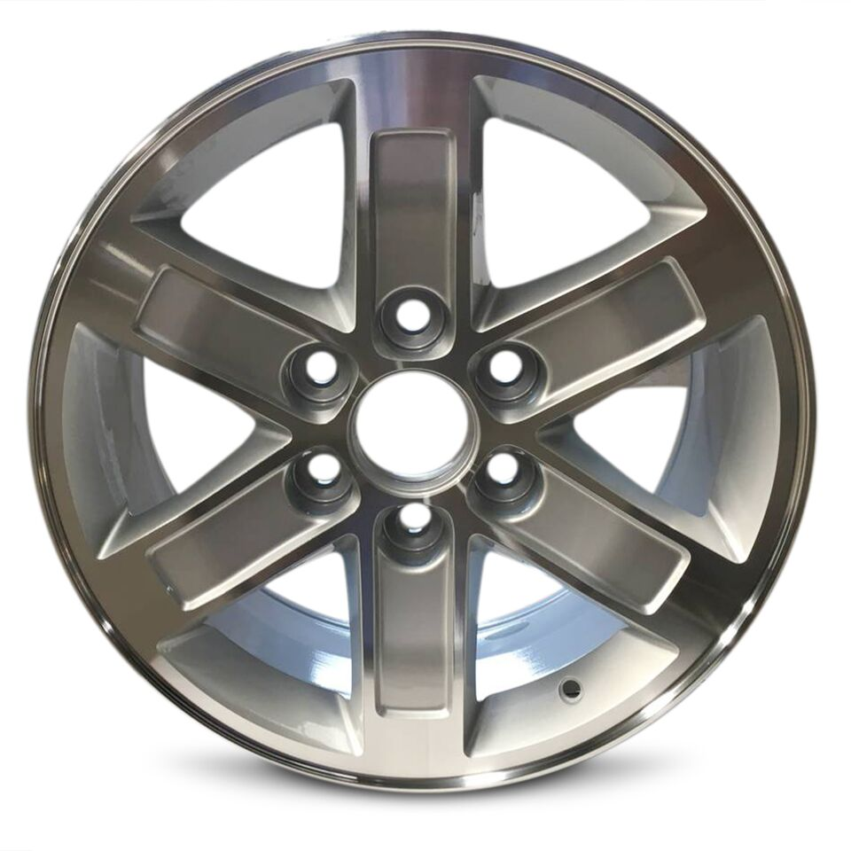 "Road Ready 17"" Aluminum Alloy Wheel Rim 2010-2014 GMC"