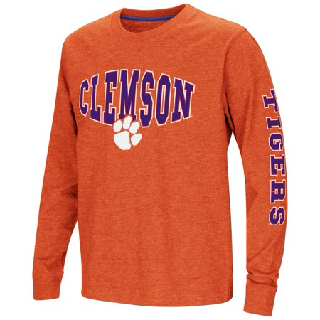 Clemson University Tigers Youth Long Sleeve Tee Spike L/S Tee