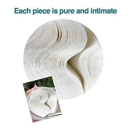 Disposable Mask Pad General-Purpose Mask Gasket Skin-Friendly Mask Replacement Filter Disposable Mask Inner Pad - image 1 de 5