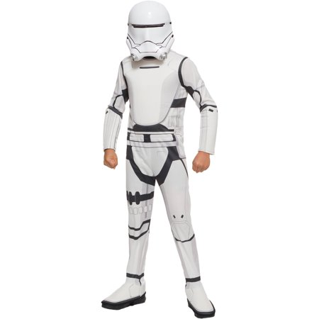 Star Wars Episode 7 Flame Trooper Child Dress Up / Role Play Costume - Star Wars Kids Dress Up