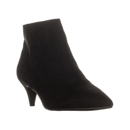 bb580a9e86 Circus Sam Edelman Kirby Kitten Heel Ankle Boots, Black - image 6 of 6 ...