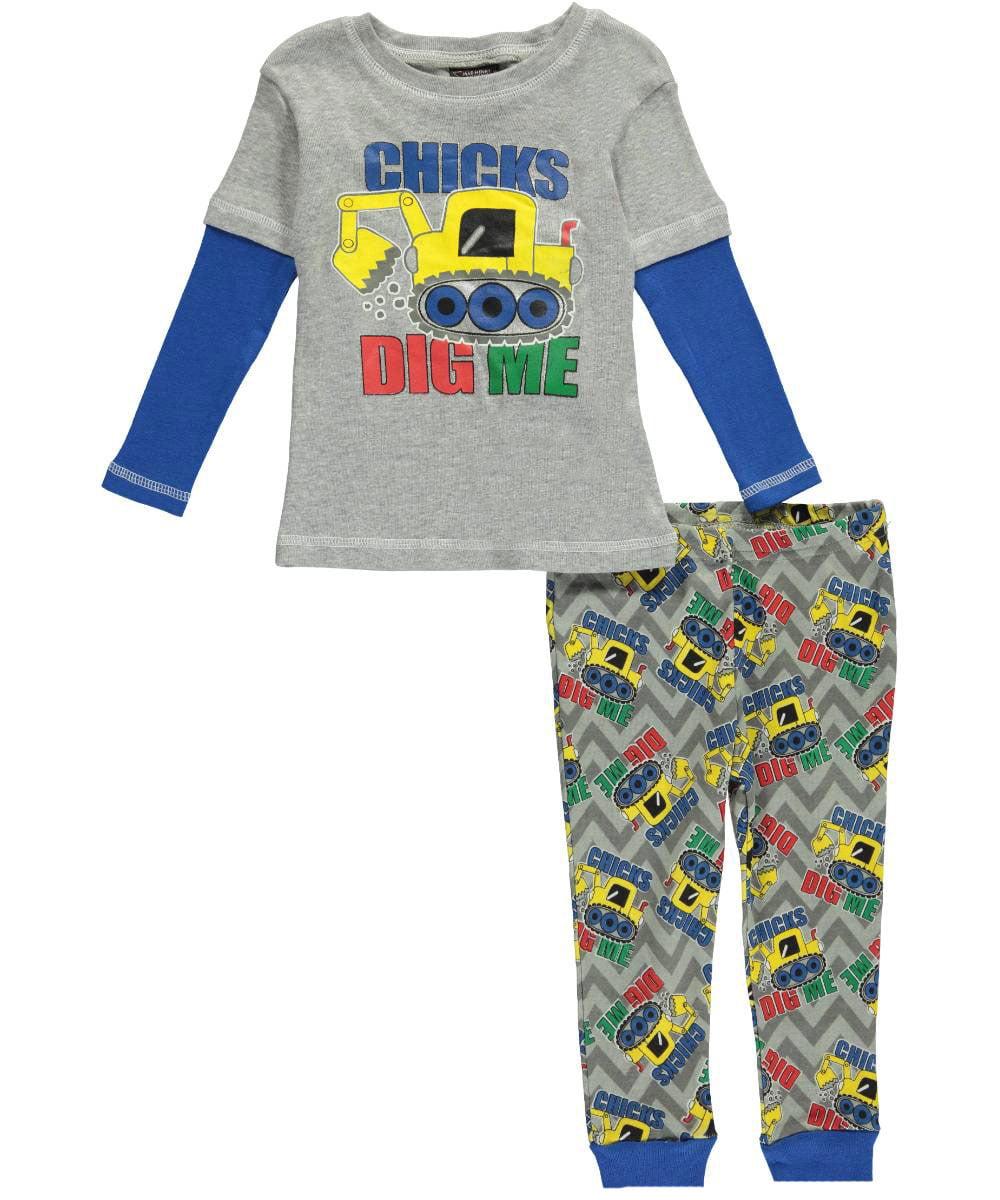 MAC HENRY Boys 2-Piece Pajamas