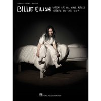 Billie Eilish - When We All Fall Asleep, Where Do We Go? (Paperback)