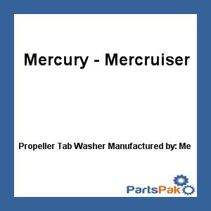 Mercury - Mercruiser 14-34817 Mercury Quicksilver 14-34817 Propeller Tab Washer-